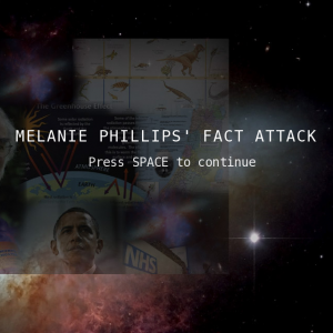melanie philips fact attack